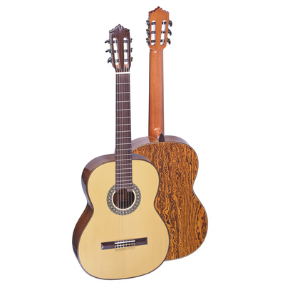 GC-091C AA+ Cedar or Spruce top, special butterfly wood back and side, characteristic and nice ...
