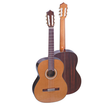 GC-05C Primary solid top for students, Cedar or spruce top, Rosewood back & side, 580/520/480mm ...