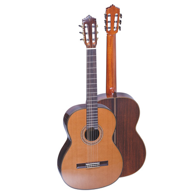 GC-12 Selected AAA solid top Cedar or Spruce matched high quality rosewood, ebony fingerboard ...