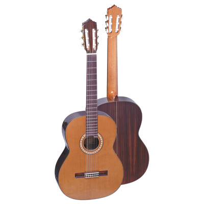 GC-055C Primary solid top for students, Cedar or spruce top, Rosewood back & side, 580/520/480mm ...